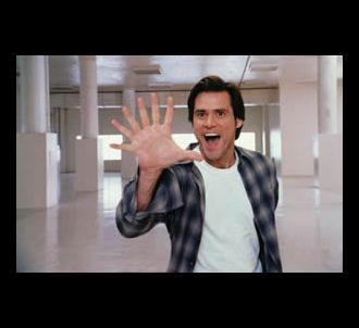 Jim Carrey dans 'Bruce tout-puissant'.