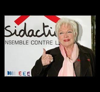 Line Renaud, vice-présidente du Sidaction