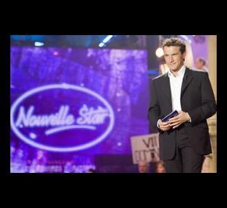 Benjamin Castaldi présente la 'Nouvelle Star' sur M6
