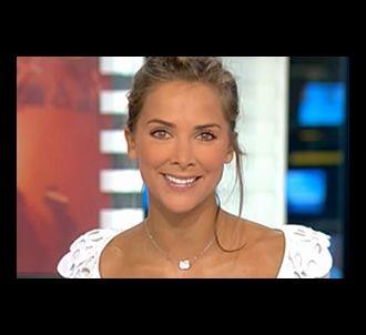 Melissa Theuriau, journaliste à LCI