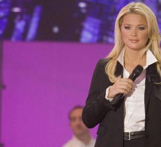 Virginie Efira présente 'Nouvelle Star' sur M6