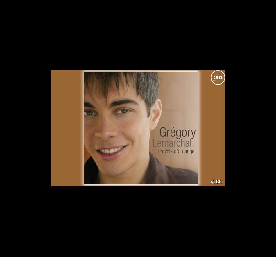 """L'album """"La voix d'un ange"""" de Grégory Lemarchal"""