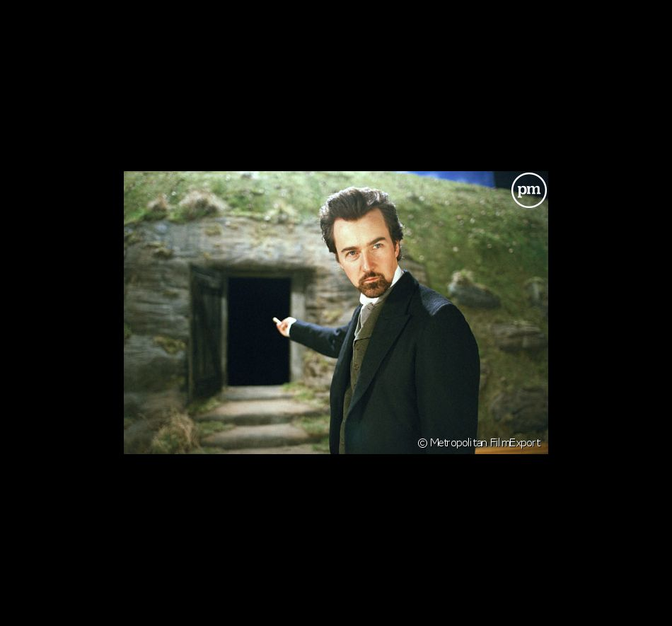 """Edward Norton dans """"L'Illusionniste""""."""