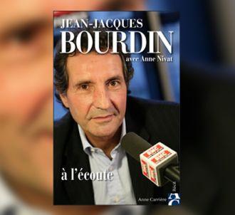La couverture d''A l'écoute', le livre de Jean-Jacques...