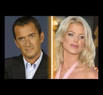 Christophe Dechavanne et Victoria Silvstedt présentent...