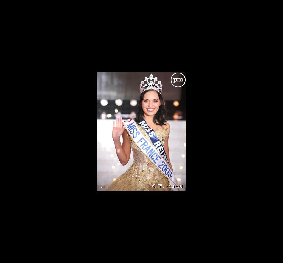 L'élection de Miss France 2008 sur TF1