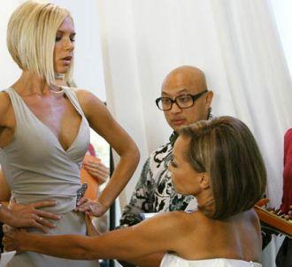 Victoria Beckham face à Vanessa Williams dans 'Ugly Betty'