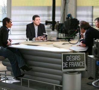 Le plateau de 'La Matinale' sur Canal +.