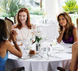 Teri Hatcher, Marcia Cross, Eva Longoria et Felicity...