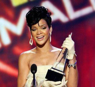 Rihanna aux AMA s 2008