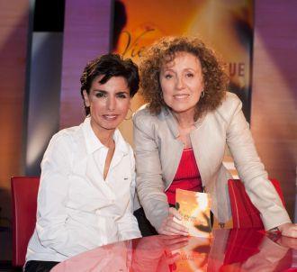 Rachida Dati invitée de Mireille Dumas