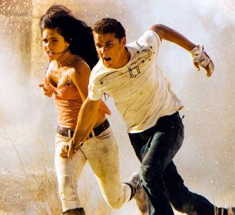 Megan Fox et Shia LaBeouf dans 'Transformers 2 - La...