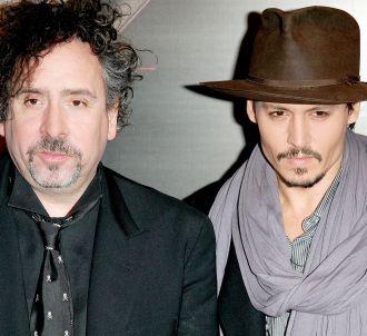 Tim Burton et Johnny Deppp