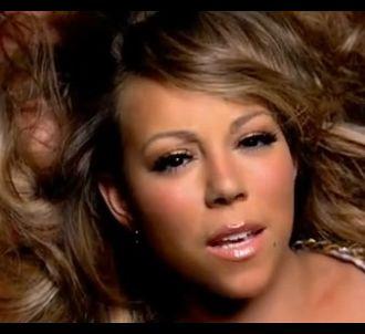 Mariah Carey dans le clip de 'Obsessed'