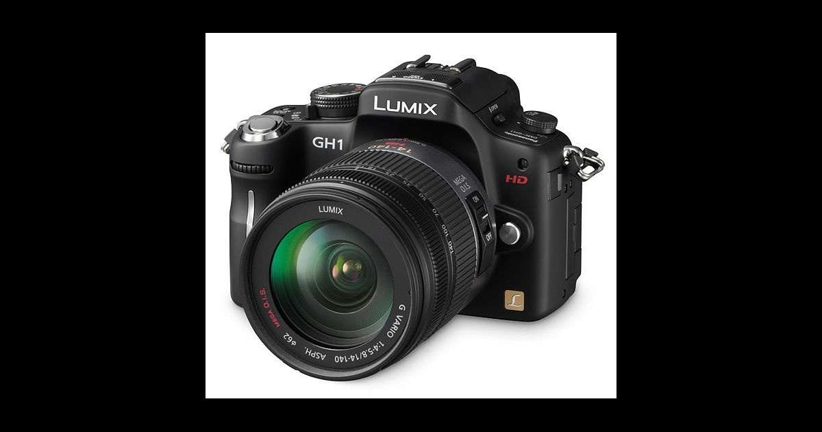 Appareil Photo Num 233 Rique Panasonic Lumix Dmc Gh1 Photo