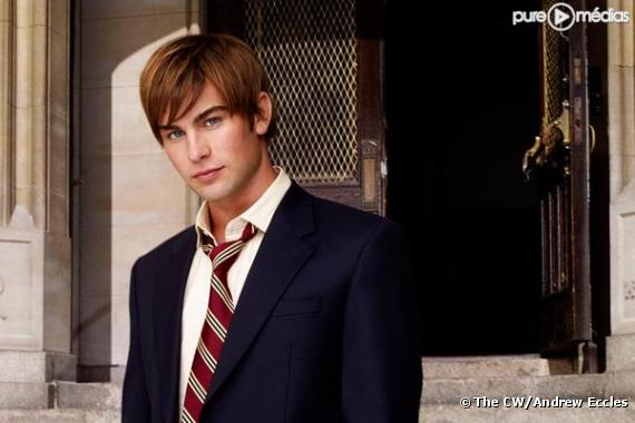 "Chace Crawford est Nate dans ""Gossip Girl"""