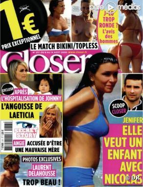Closer n°217 : la plus forte vente en 2009