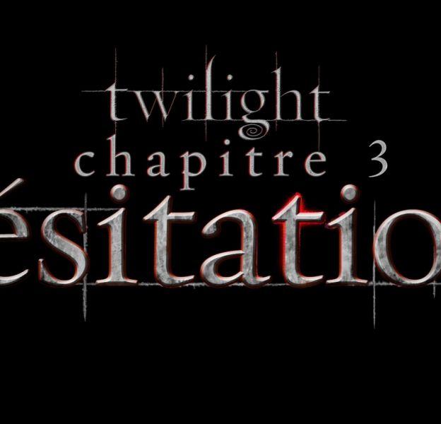 """Le logo du troisième volet cinématographique de """"Twilight""""."""