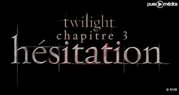 Le logo du troisième volet cinématographique de