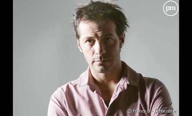 """Jean-Charles Chagachbanian est Franck dans """"Plus belle la vie"""" sur France 3"""
