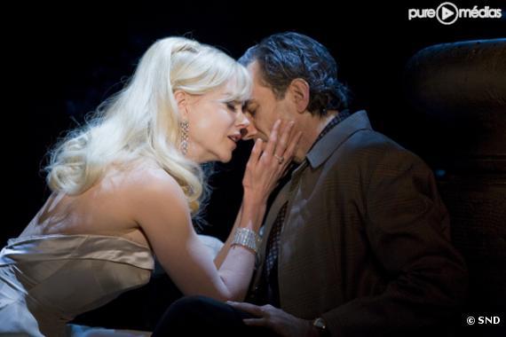 "Nicole Kidman et Daniel Day-Lewis dans ""Nine""."