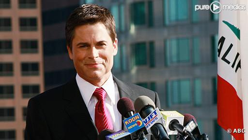 """Rob Lowe dans """"Brothers & Sisters"""""""