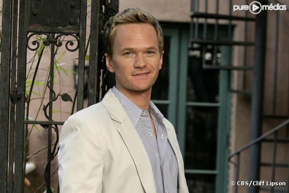 """Neil Patrick Harris est Barney dans """"How I Met Your Mother"""""""