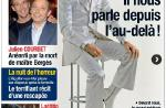 """France Dimanche publie une """"interview exclusive"""" de Claude François réalisée depuis """"l'au-delà"""""""