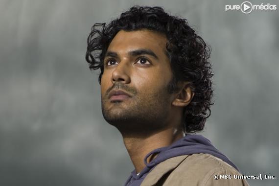 "Sendhil Ramamurthy est Mohinder Suresh dans ""Heroes"""