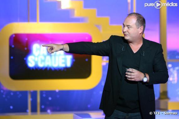 """Cauet présente """"Ca va s Cauet"""" sur TF1"""