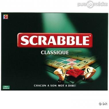 Jeux de société Mattel Scrabble Classique