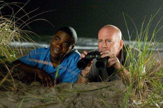"Tracy Morgan et Bruce Willis dans ""Top Cops"""