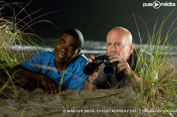 Tracy Morgan et Bruce Willis dans