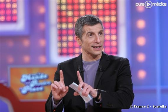 """Nagui présente """"Tout le monde veut prendre sa place"""" sur France 2"""