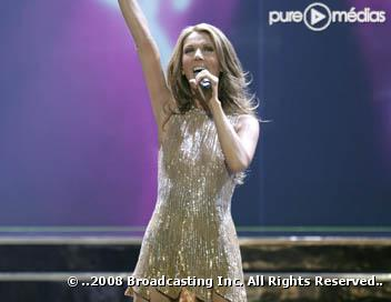 Céline Dion Live at Los Angeles 2008