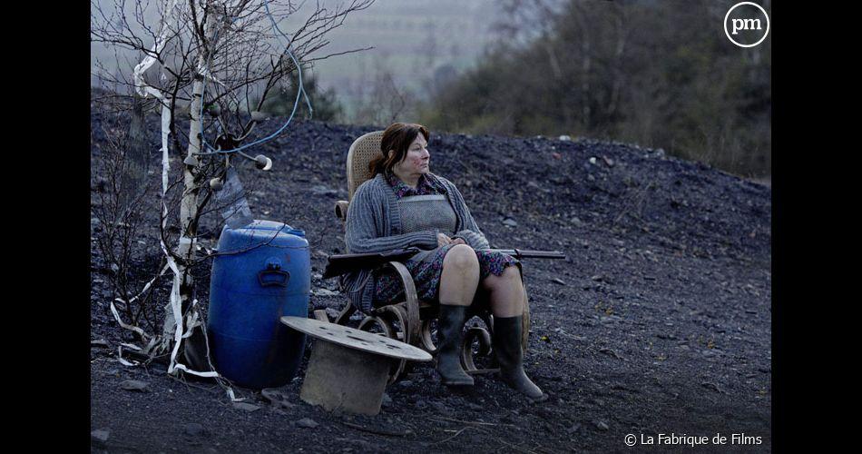 "Yolande Moreau dans ""La Meute"""