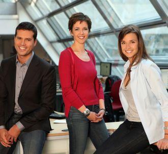 David Jacquot, Nathalie Renoux et Céline Bosquet,...