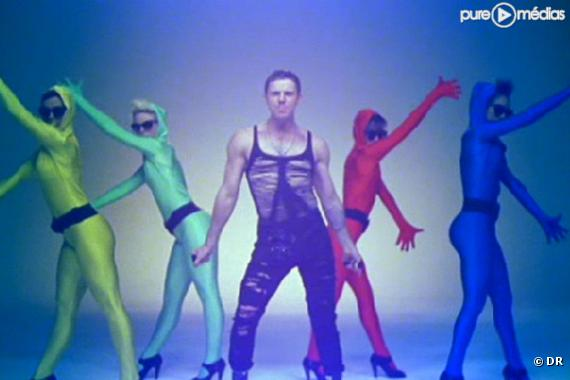 """Le clip """"Any Which Way"""" des Scissor Sisters"""