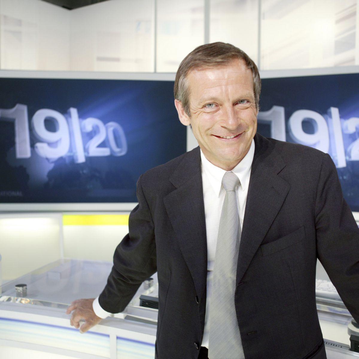 France 3 laurent bignolas claque la porte du 19 20 puremedias - Laurent bignolas et son epouse ...