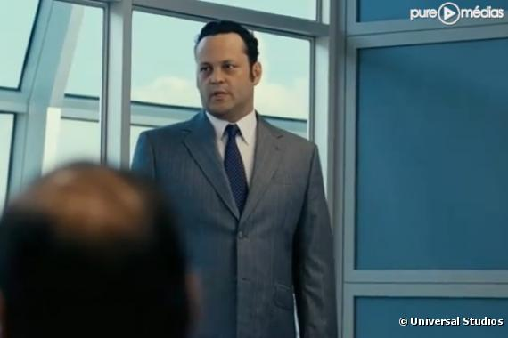 "Vince Vaughn dans ""The Dilemma"""
