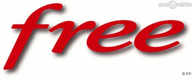 Le logo du fournisseur d'accès Free