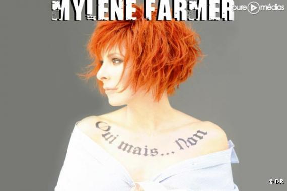 "Mylène Farmer - ""Oui Mais... Non"""