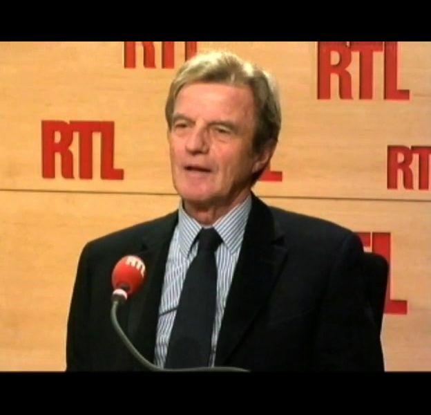Bernard Kouchner le 8 novembre 2010 sur RTL.
