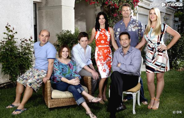 Cougar Town groupe