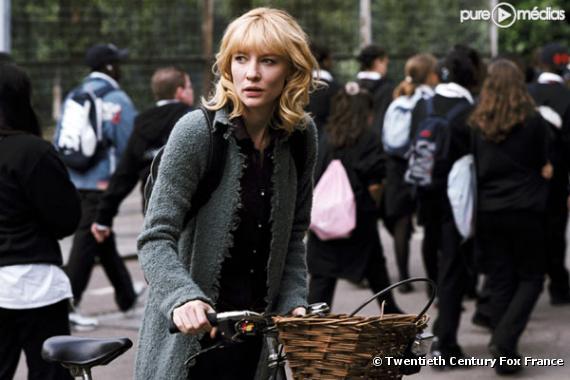 """Cate Blanchett dans """"Chronique d'un Scandale""""."""