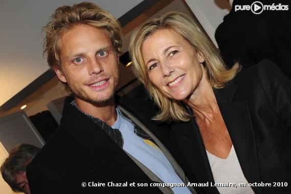 claire chazal paparazz e par le parisien puremedias. Black Bedroom Furniture Sets. Home Design Ideas