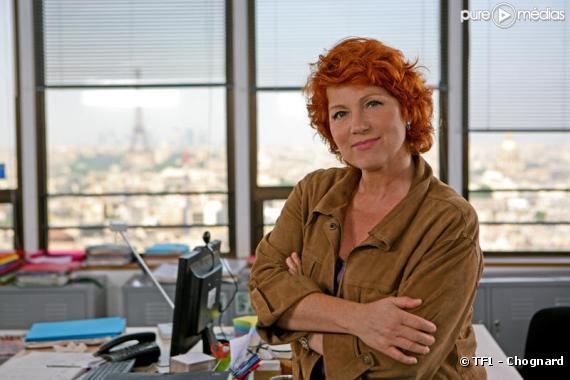 Véronique Genest est Julie Lescaut sur TF1