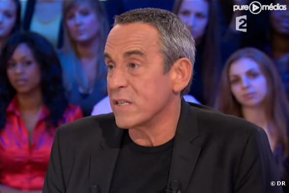 Thierry Ardisson, le 12 janvier 2011 sur France 2