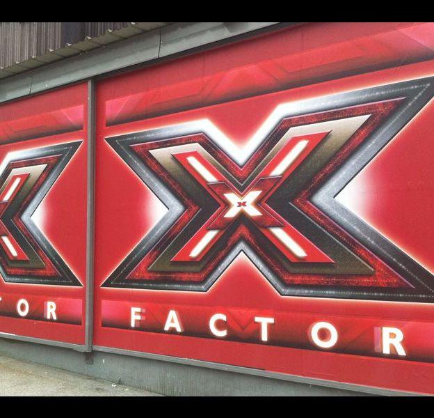 Les auditions de X-Factor, au Palais des Sports de Paris