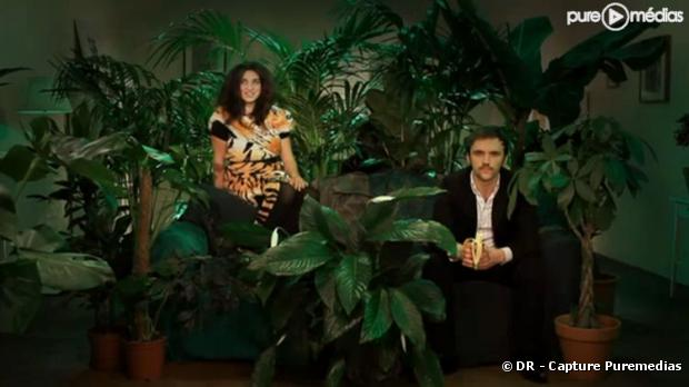 """Camélia Jordana dans le clip de """"Moi, c'est"""""""